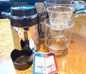 新品 HARIO ハリオ コーヒーメーカー