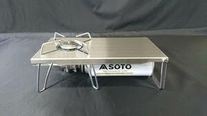 SOTOバーナー ST-310用斜熱テーブル