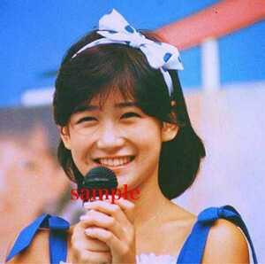 岡田有希子 L版 写真 1枚112