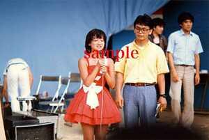岡田有希子写真 L版一枚 62