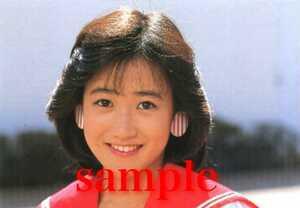 岡田有希子写真 L版一枚