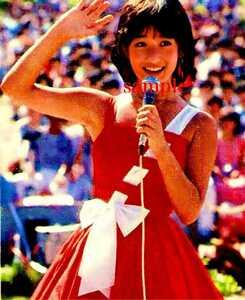 岡田有希子 L版 写真 1枚112\