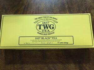 TWG ブラックティー シンガポール Black Tea 紅茶 高級茶 セット