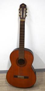 【MM4953】YAMAHA ヤマハ G-80A クラシックギター 楽器 ギター 弦楽器 日本製 アンティーク クラシック レトロ ジャンク品