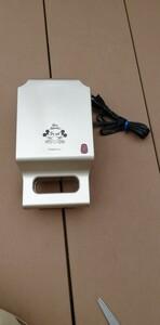 希少! ディズニーモデル! ホットサンドメーカー RPS-1 プレスサンドメーカー Disney recolte