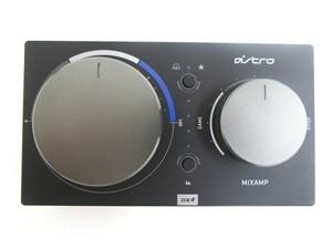 ASTRO Gaming(アストロ ゲーミング) Mix Amp Pro ゲーミングヘッドセット用 MAPTR-002 マイクロUSBケーブル欠品 ブラック 雑貨/004