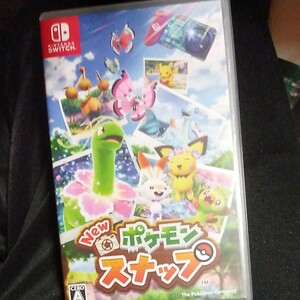 New ポケモンスナップ Nintendo Switch HAC-P-ARFTA 【Switch】 New ポケモンスナップ
