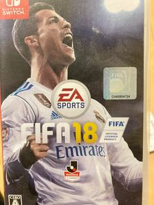 ニンテンドースイッチ FIFA18