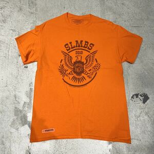 ◎ 送料無料 19ss NEIGHBORHOOD ネイバーフッド x Fragment Design フラグメント デザイン SLUMBERS C TEE SS スランバーズ Tシャツ M
