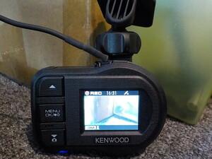 KENWOOD DRV-410 ドライブレコーダー