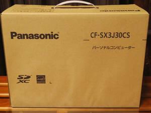 新品未使用・長期保管品 Panasonic パナソニック Let's note レッツノート CF-SX3J30CS Windows・Core i5-4300U・バッテリーパック L