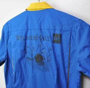 古着●ヒルトン ボウリングシャツ ウィルマ―ヘル S xwp