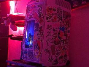ストリートカスタム冷蔵庫