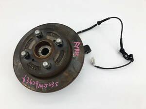 _b63629 マツダ AZワゴン カスタムスタイルXS DBA-MJ23S ナックルハブ ブレーキローター フロント 右 F/RH ABS スティングレー MH23S
