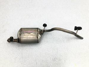 _b63629 マツダ AZワゴン カスタムスタイルXS DBA-MJ23S リアマフラー リヤ テールパイプ 吊りゴム付き K6A ワゴンR スティングレー MH23S