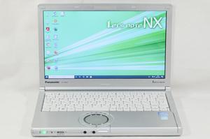SSD搭載モデル 動作爆速 最新win10 office2019 即使用 Panasonic Let's note CF-NX2 高速i5-3340M/メモリ4GB/爆速SSD128GB/無線/HDMI #2