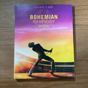 初回生産分 (H取) 映画 Blu-ray+DVD/ボヘミアンラプソディ 2枚組ブルーレイ&DVD 19/4/17発売