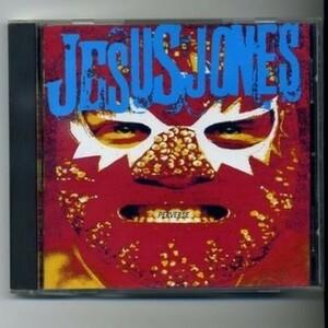 CD【JESUS JONES (ジーザス・ジョーンズ) PERVERSE】