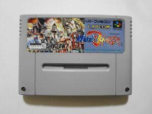 送料無料 即決 任天堂 スーパーファミコン SFC Muscle BOMBER マッスルボマー アクション カプコン ボディ 筋肉 レトロ ゲーム ソフト Y411
