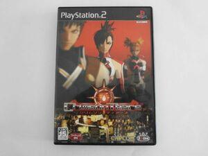 送料無料 即決 良品 ソニー sony プレイステーション2 PS2 プレステ2 クリムゾンティアーズ カプコン RPG レトロ ゲーム ソフト Y430