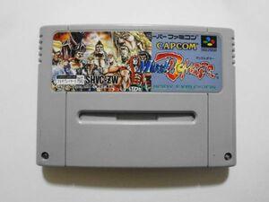送料無料 即決 任天堂 スーパーファミコン SFC Muscle BOMBER マッスルボマー アクション カプコン ボディ 筋肉 レトロ ゲーム ソフト Y448
