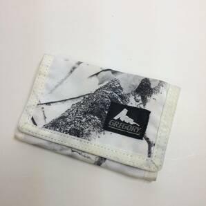 旧タグ グレゴリー ミニ財布 スノーカモ 迷彩