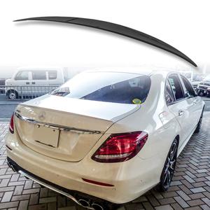 純正色塗装 ABS製 トランクスポイラー メルセデスベンツ Eクラス W213用 Aタイプ カラーコード指定