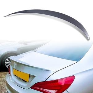 純正色塗装 ABS製 トランクスポイラー メルセデスベンツ CLAクラス C117 W117 4ドアクーペ Aタイプ カラーコード:787