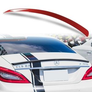 純正色塗装 ABS製 トランクスポイラー メルセデスベンツ CLSクラス W218 セダン 前期 Aタイプ カラーコード:996
