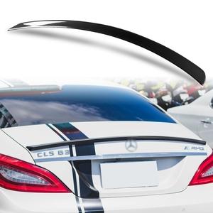 純正色塗装 ABS製 トランクスポイラー メルセデスベンツ CLSクラス W218 セダン 前期 Aタイプ カラーコード:040