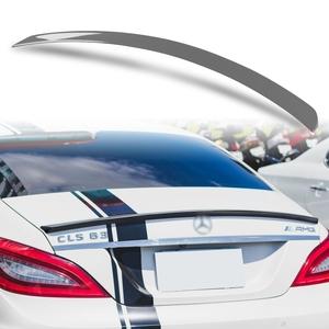 純正色塗装 ABS製 トランクスポイラー メルセデスベンツ CLSクラス W218 セダン 前期 Aタイプ カラーコード:755