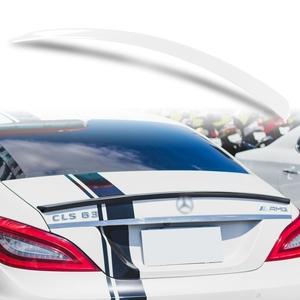 純正色塗装 ABS製 トランクスポイラー メルセデスベンツ CLSクラス W218 セダン 前期 Aタイプ カラーコード:799