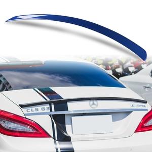純正色塗装 ABS製 トランクスポイラー メルセデスベンツ CLSクラス W218 セダン 前期 Aタイプ カラーコード:890