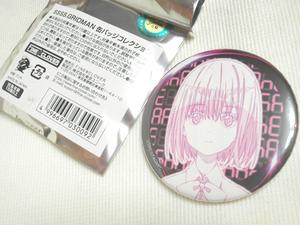 新条アカネ(設定画) SSSS.GRIDMAN 缶バッジコレクション