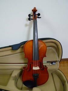 【サイズ3/4・送料込】スズキバイオリン230 Anno2007 分数 ヴァイオリン 鈴木 Violin ケース