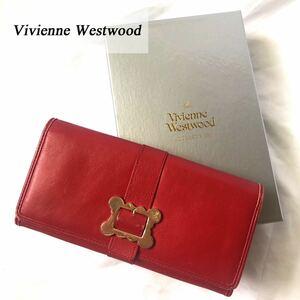 箱付き Vivienne Westwood ヴィヴィアンウエストウッド 長財布
