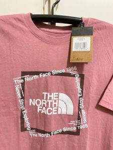 THE NORTH FACE ロゴTシャツ Tシャツ アメリカ限定 グラフィックボックスロゴ