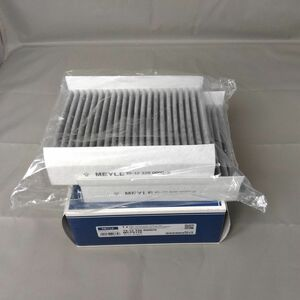 ALFAROMEO Alpha Romeo 147(937) GT(937) 156(932) < air conditioner filter 2 piece set with activated charcoal > 46799653 [MEYLE] 15-12 320 0000/S