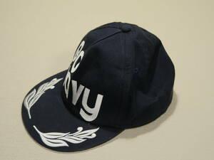 パーリーゲイツ Go Nevy 帽子 053-187593
