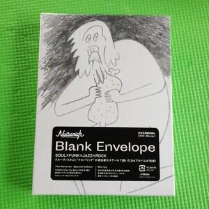完全生産限定盤A Nulbarich ナルバリッチ 2CD+Blu-ray/Blank Envelope 19/2/6発売