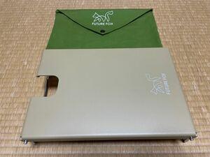 FUTURE FOX イワタニジュニアコンパクトバーナー用遮熱テーブル 未使用 オマケ付き