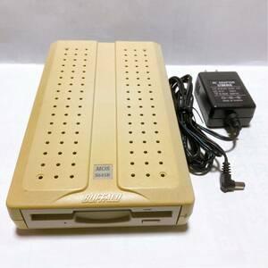 BUFFALO 外付けMOドライブ MOS-S645R 通電確認済
