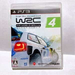 PS3 WRC4 【プレステ3 ワールド ラリー チャンピオンシップ】