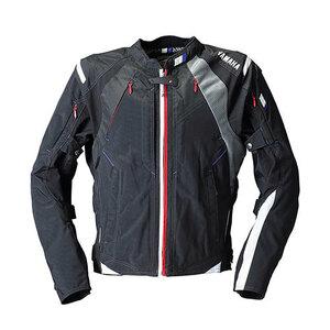 送料無料!お買い得!クシタニ/ヤマハ/コンテンドジャケット/ブラック/LLサイズ/在庫処分価格!/走り屋さんの為のジャケットです!