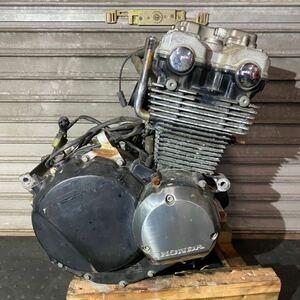 CB400SF 純正エンジン!番号全てあり!圧縮あり! /ホンダ/NC39/NC31/VTEC/スーパーフォア/JADE/CB/GR11