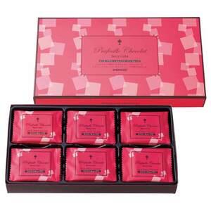 ☆【送料無料】ロイズ ROYCE` プラフィーユ ブランシュ ショコラ (ベリーキューブ味) 30枚入り一箱 1380