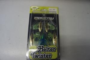イマカツ  Helter Twister へルターツイスター3/8oz #ZX-020 ブルーバックチャートG/G