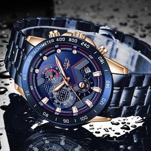 【新品1円~】※限定1品【最新メンズクォーツ腕時計】KM50757 海外ブランド高級ウォッチ 【最安】ビジネス ファッション 人気 精密