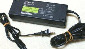 < free shipping > immediate payment *SONY*AC adaptor *AC-FD010* operation OK
