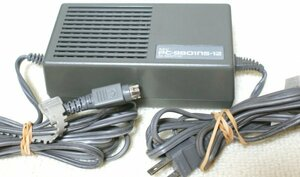 (( free shipping )) immediate payment NEC AC ADAPTOR 16V~1.6A PC-9801NS-12 operation OK